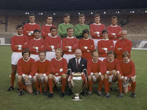 Manchester United, European Cup