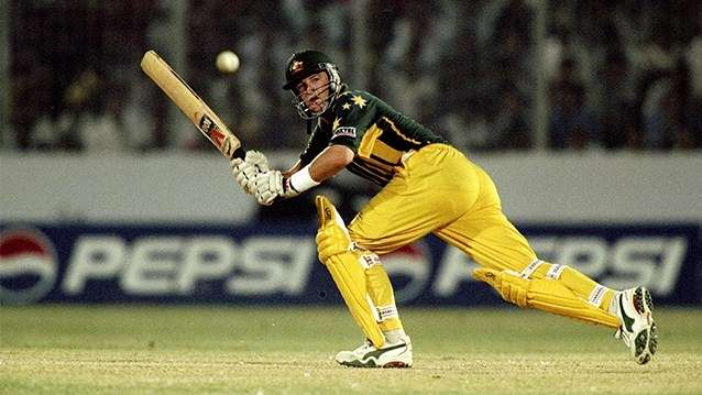 Mark Waugh is perhaps the most elegant batsman to have come out of Australia