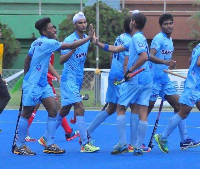 India Defeat Pakistan In U-18 Asia Cup Hockey Semi-final