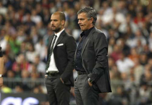 Mou and Pep