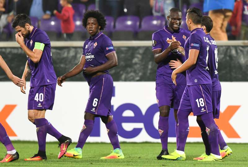 Football Soccer - Fiorentina v Qarabag - UEFA Europa League Group Stage - Group J - Florence, Italy - 29/09/16. Fiorentina