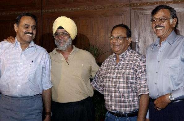 Indian spin Quartet
