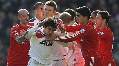10 most controversial Luis Suarez moments