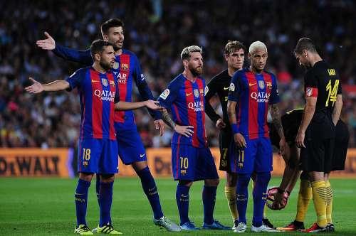 Barcelona, Atletico Madrid