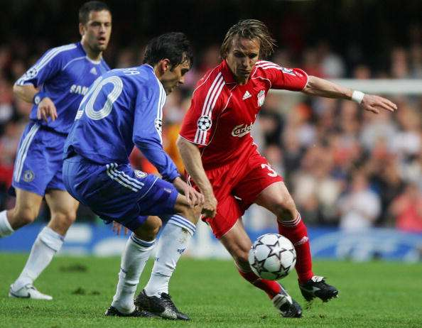 Image result for liverpool champions league 2007 getty