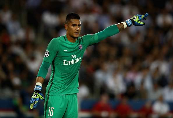 Barcelona And Real Madrid Keeping Tabs On Psg Keeper