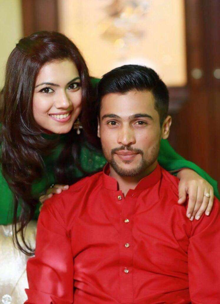 However Amir Despite His Busy Schedule And The Wedding That Was Scheduled For Monday Tuesday Wednesday Had Made Known To Pakistan Cricket Board