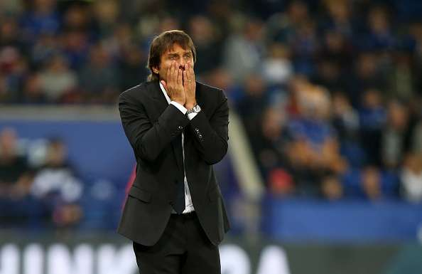 Has the Premier League finally found the chinks in Antonio Conte's armour?