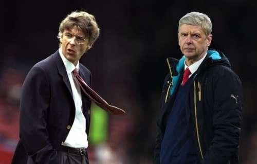 Arsene Wenger 20 years