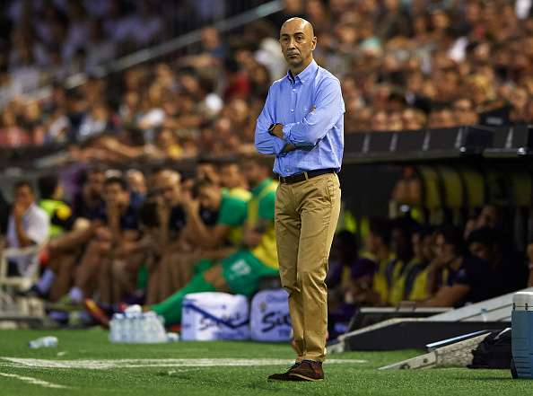 La Liga 2016-17: Valencia sack Pako Ayestaran after less than six months as manager
