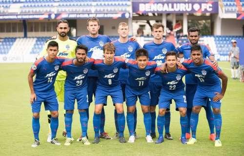 Bengaluru FC AFC Cup semi-finals Johor