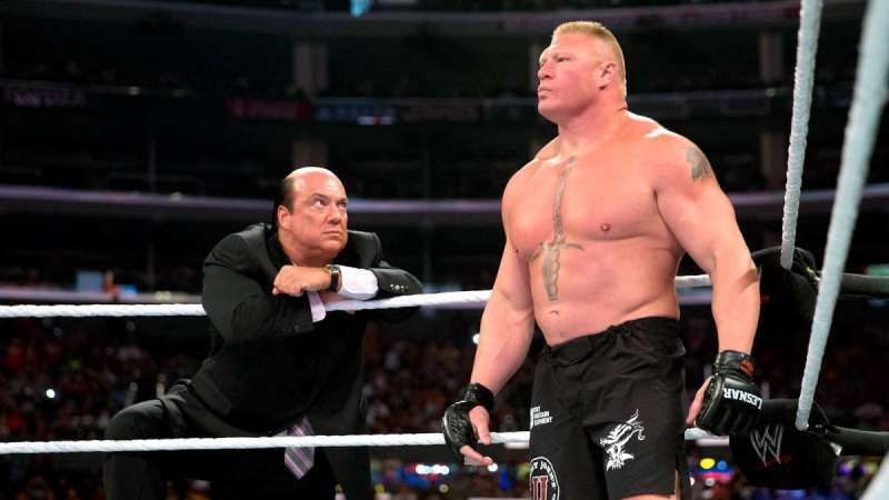 which wwe superstar will kill the legend of brock lesnar