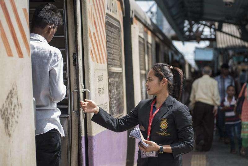 Sushila Chanu: The ticket checking Indian hockey captain