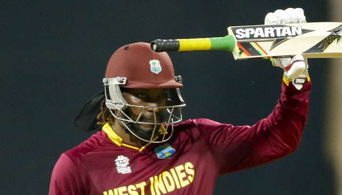Gayle's form has changed drastically after he increased the weight of his bat