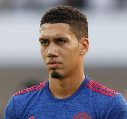 Dope Test Almost Makes Chris Smalling Miss Flight