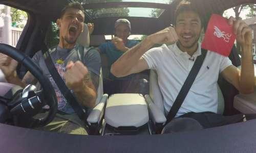 Dejan Lovren carpool.jpg