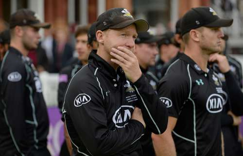 Gareth Batty England Cricket