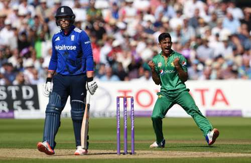 Hasan Ali Pakistan Cricket