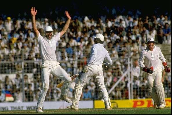 India vs New Zealand 1988