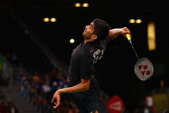 badminton singles dating