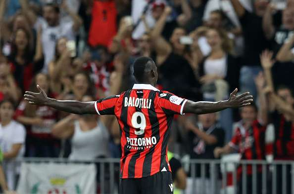 best website 8bf60 ca51e Why Mario Balotelli could not pick his favoured no.45 shirt ...