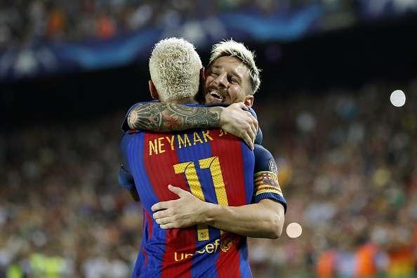 Lionel Messi Defends Neymar Over Leganes Game Criticism