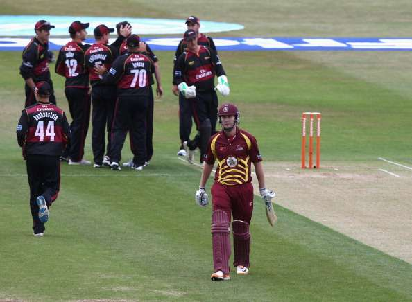 Northants vs Durham
