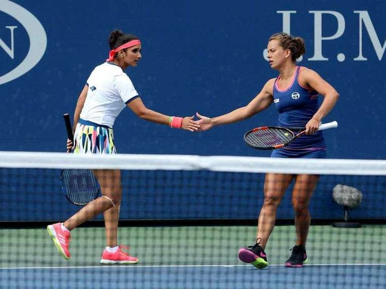 US Open: Sania Mirza's campaign ends with quarter-final loss in women's doubles