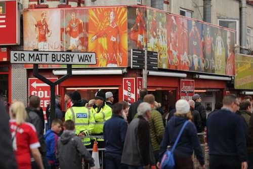 Sir Matt Busby Way