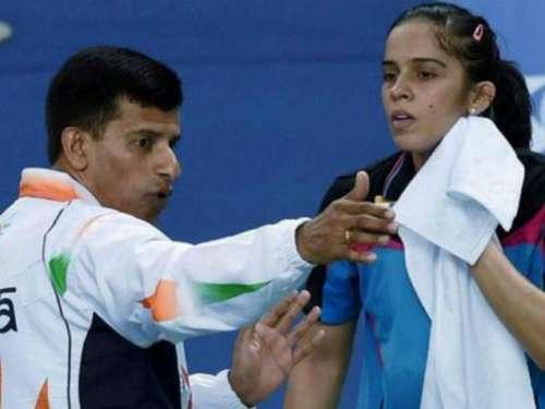 Saina Nehwal coach