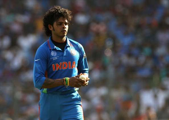 S Sreesanth wants to play the 2023 World Cup