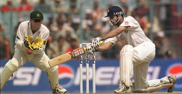 Laxman's languid batting style made him a very tough batsman to bowl to