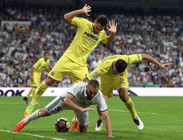 Villarreal Defence