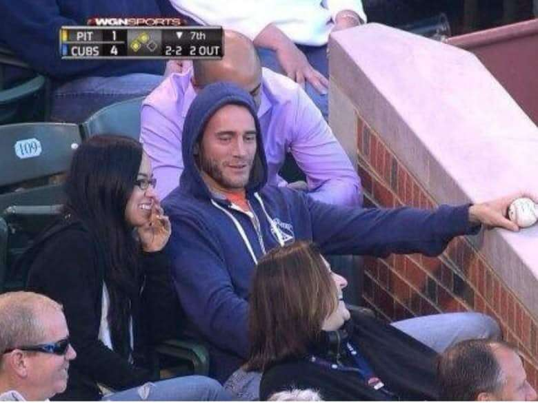 Cm punk hookup aj lee in real life