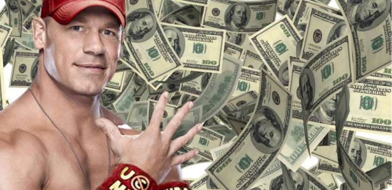 10 wwe superstars and their salaries. Black Bedroom Furniture Sets. Home Design Ideas