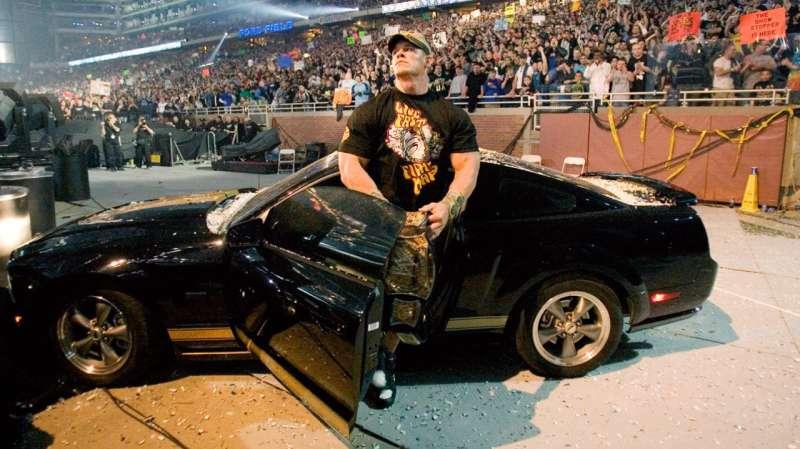 John Cena House Cars