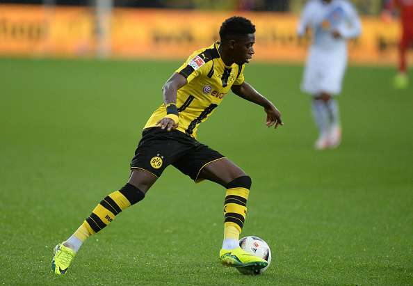 Bayern Munich wanted to sign Ousmane Dembele, but negotiated with the wrong agent