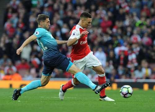 Kieran Gibbs, Arsenal