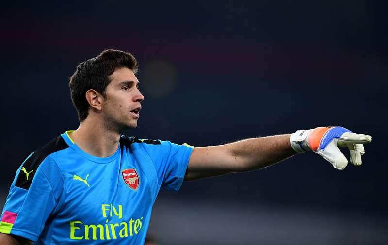 Martinez, Arsenal