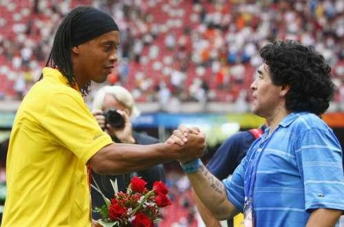 Ronaldinho was better than Pele, Maradona and Zidane, claims KP Boateng