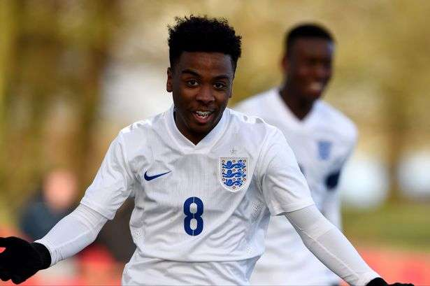 Manchester United Transfer Rumour - Barcelona interested in signing Red Devils youngster Angel Gomes