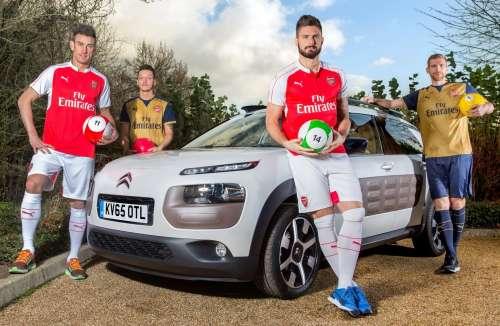 Arsenal Citroen