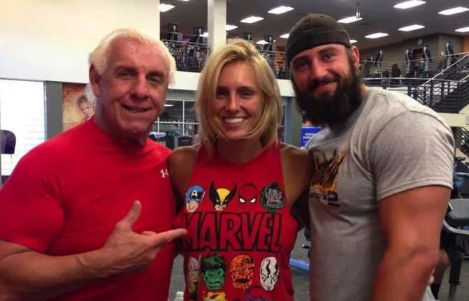 Page 4 Ric Flair S Daughter Charlotte 5 Things You