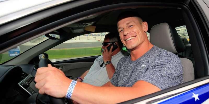 John Cena S Cars More Cars Than World Titles