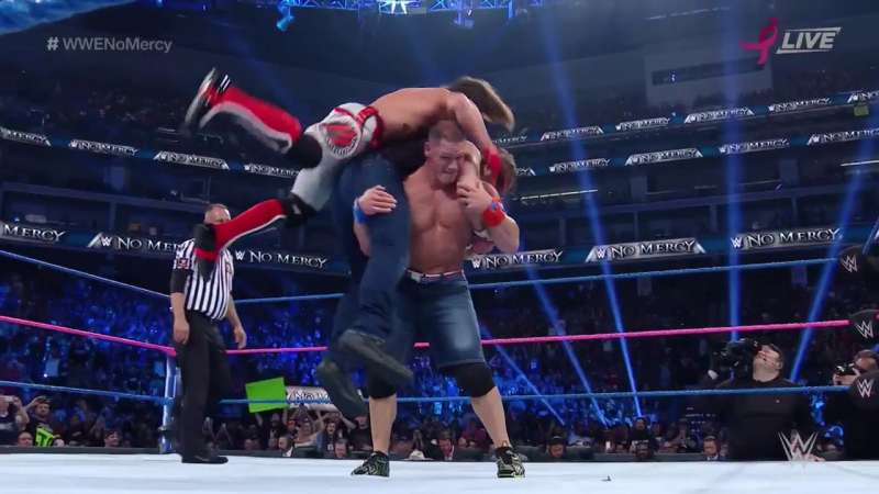 WWE No Mercy Results 9th October 2016, Full Show Match Updates and Video Highlights