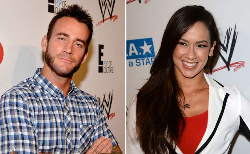 Amy dumas and cm punk dating 2019