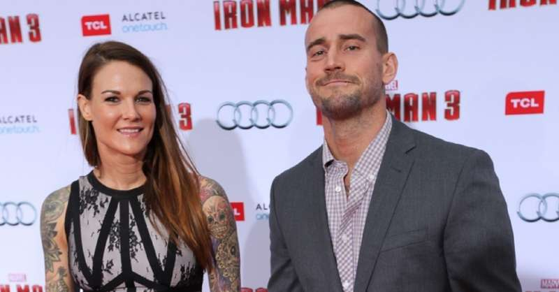 CM Punk dating Lita 2013