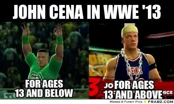 Funniest Wwe Memes On The Internet : Best john cena memes of all time