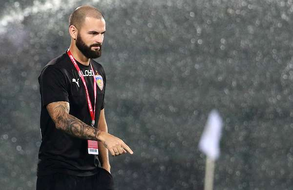 Interview with Hans Mulder: Chennaiyin FC star says fantasy goal would be a volley in the ISL final