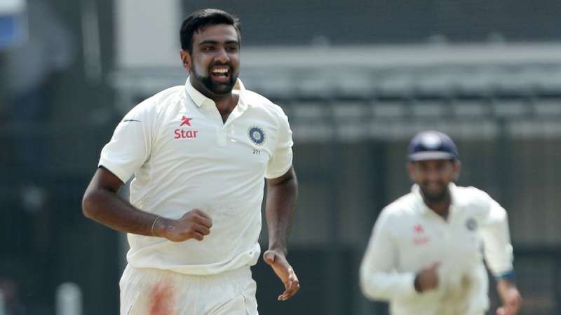 Image result for ashwin test